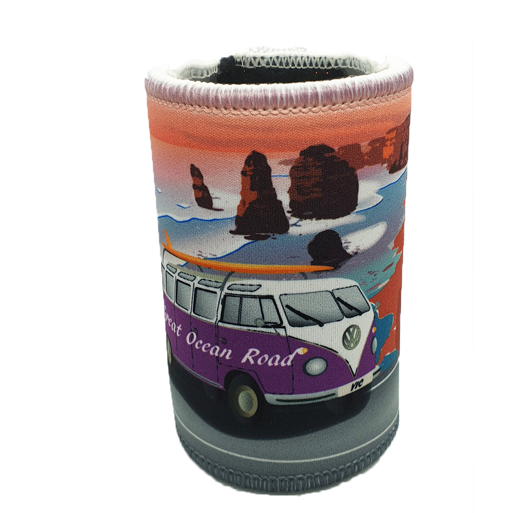 GREAT OCEAN ROAD KOMBI COOLER PURPLE
