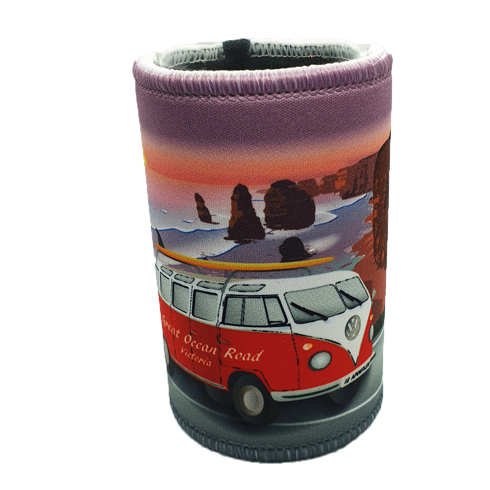 GREAT OCEAN ROAD KOMBI COOLER RED