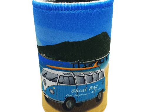 Shoal Bay Kombi Cooler – Blue