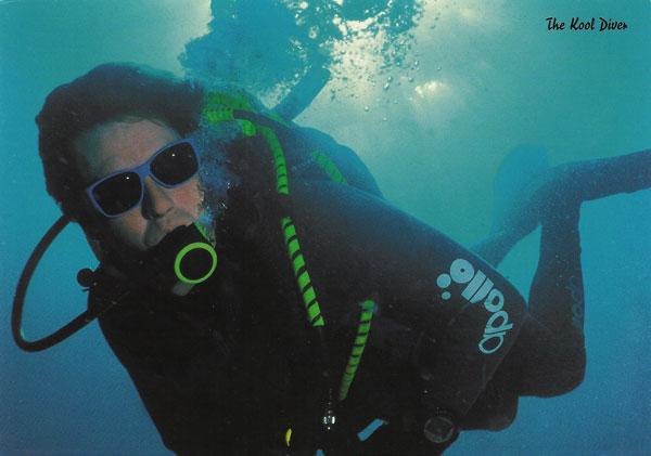 The Kool Diver